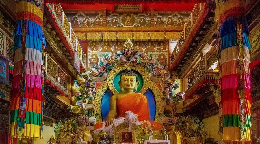 monestry arunachal Tawang